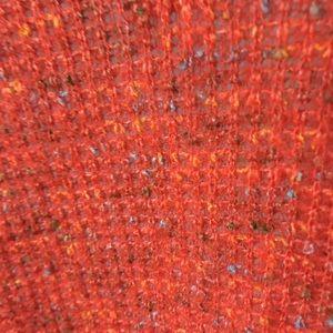 LuLaRoe Sweaters - Orange knit Sarah Lularoe. Small